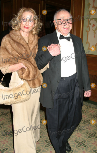 Art Buchwald Photo - NYC  021905Art Buchwald and girlfriend Dyan at the 57th Annual WGA Awards (Writers Guild of America East) at The Pierre HotelDigital Photo by Adam Nemser-PHOTOlinkorg
