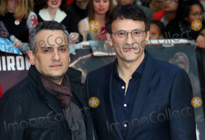 Anthony Russo Photo - April 26 2016 - Joe Russo and Anthony Russo attending Captain America Civil War European Film Premiere at Vue Westfield in London UK