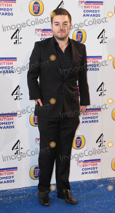Alex Brooker Photo - Dec 12 2013 - London England UK - British Comedy Awards 2013 Fountain Studios WembleyPictured Alex Brooker