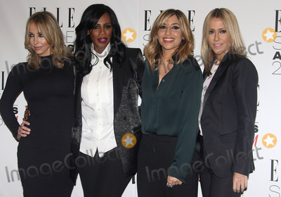 All Saints Photo - February 23 2016 - All Saints attending Elle Style Awards 2016 in London UK