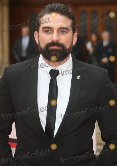 Ant Middleton Photo - Jan 22 2016 - London England UK - Ant Middleton arriving at The Sun Military Awards Guildhall - Red Carpet Arrivals