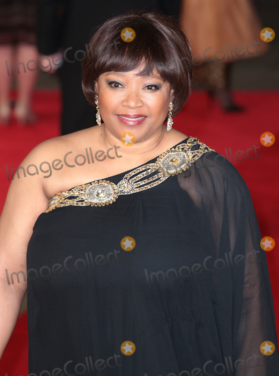 Zindzi Mandela Photo - Dec 05 2013 - London England UK - The Royal Film Performance - Mandela Long Walk To Freedom Odeon Leicester SquarePictured Zindzi Mandela