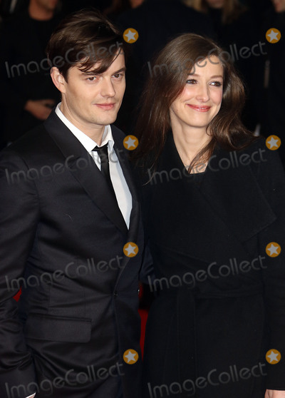 Alexandra Maria Lara Photo - February 1 2016 - Sam Riley and Alexandra Maria Lara attending the Pride And Prejudice And Zombies European Film Premiere Vue West End Leicester Square in London UK