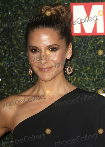 Amanda Byram Photo - November 25 2015 - Amanda Byram attending the Daily Mirror Pride Of Sport Awards 2015 at the Grosvenor House in London England