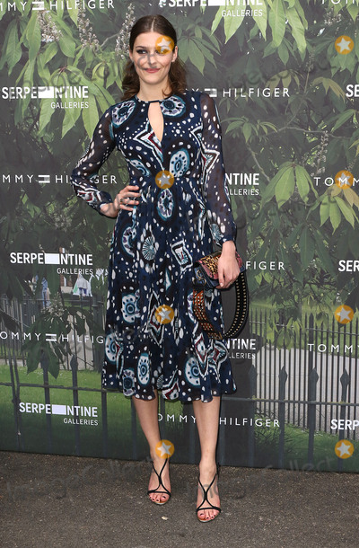 Amber Anderson Photo - July 6 2016 - Amber Anderson attending The Serpentine Summer Party 2016 Co-Hosted By Tommy Hilfiger at The Serpentine Gallery in London UK