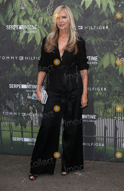 Amanda Wakely Photo - July 6 2016 - Amanda Wakely attending The Serpentine Summer Party 2016 Co-Hosted By Tommy Hilfiger at The Serpentine Gallery in London UK