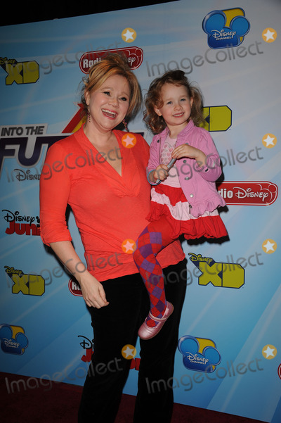 Caroline Rhea Photo - Caroline Rhea and Ava Rhea attend the 2012-13 Disney Channel Worldwide Kids Upfront at the Hard Rock Cafe in Times Square on March 13 2012  in New York City