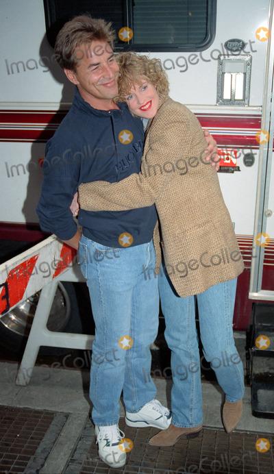 Melanie Griffith Photo - NEW YORK CIRCA 1995 MELANIE GRIFFITH DON JOHNSON