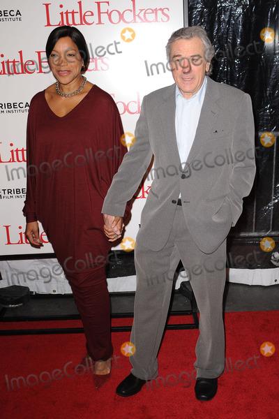 Grace Hightower Photo - Grace Hightower and Robert De Niro attend the world premiere of Little Fockers at Ziegfeld Theatre on December 15 2010 in New York City