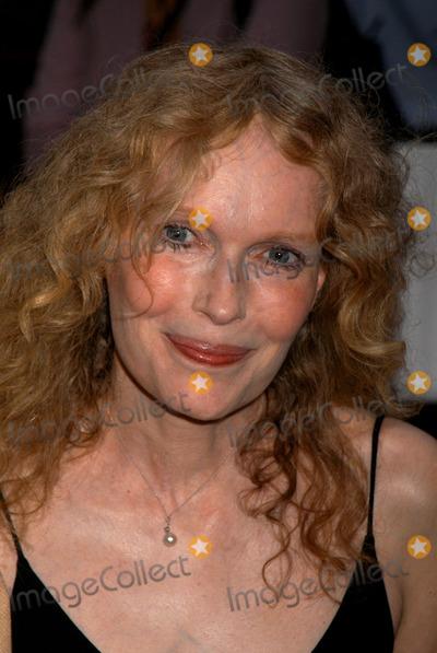 Mia Farrow Photo - New York Premiere of Le Divorce Pictured Mia Farrow New York August 5 2003