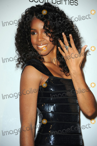SCOTT BARNES Photo - Singer Kelly Rowland arriving at the launch party for Scott Barnes About Face book at Provocateur at The Hotel Gansevoort on January 20 2010 in New York City