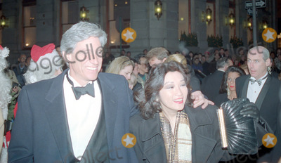 Maury Povich Photo - NEW YORK CIRCA 1995 MAURY POVICH CONNIE CHUNG
