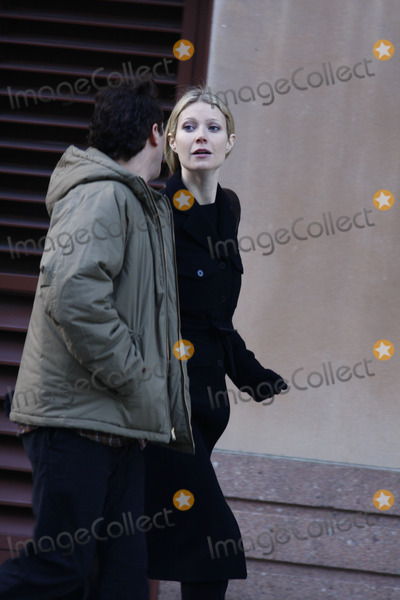 ... Phoenix and Gwyneth Paltrow were on the Upper West Side of Man