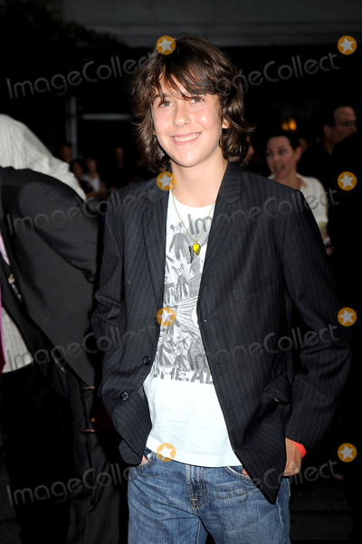 The Naked Brothers Band Photo - Actorsinger Nat Wolff of The Naked Brothers Band  attends the Sisterhood of the Traveling Pants 2 premiere held at the Ziegfeld Theatre on July 28 2008 in New York