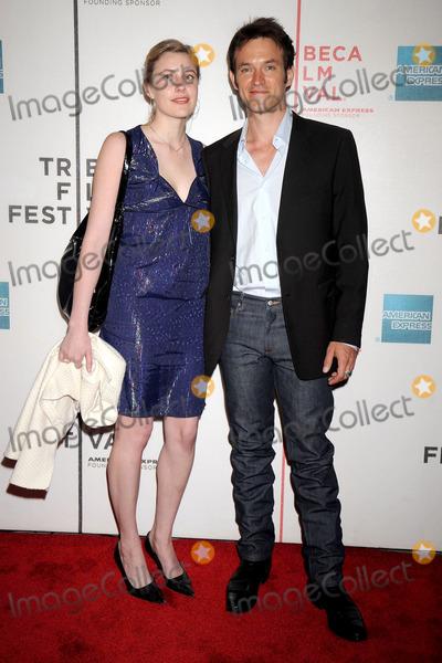 Adam Rothenberg Photo - Actor Adam Rothenberg  (right) and guest arrive at the 7th Annual Tribeca Film Festival Tennessee premiere at Borough of Manhattan Community College  Tribeca Performing Arts Center