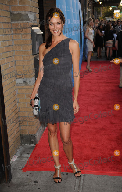 Daniella Van Graas Photo - Actress Daniella van Graas arriving at the premiere of the Kids Are All Right at Landmarks Sunshine Cinema on June 30 2010 in New York City