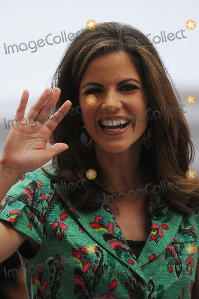 Natalie Morales Photo - Natalie Morales on NBCs Today Show at the Rockefeller Plaza on June 12 2009 in New York City