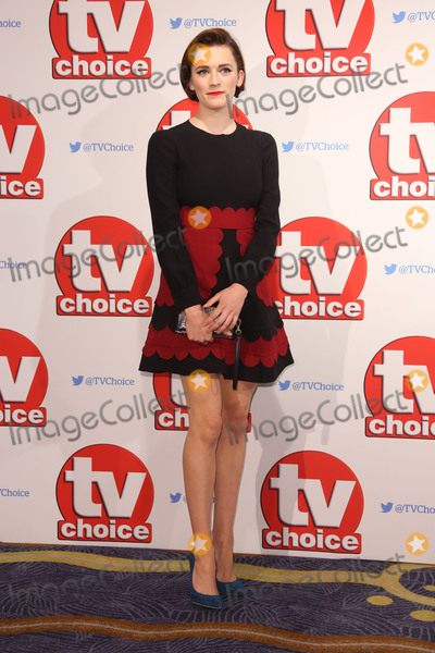 Charlotte Ritchie Photo - Charlotte Ritchie at the 2015 TV Choice Awards at the Hilton Hotel Park Lane London September 7 2015  London UKPicture James Smith  Featureflash