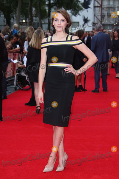 Charlotte Ritchie Photo - Charlotte Ritchie at the UK premiere of Bad Education at the Vue Cinema August 20 2015  London UKPicture James Smith  Featureflash