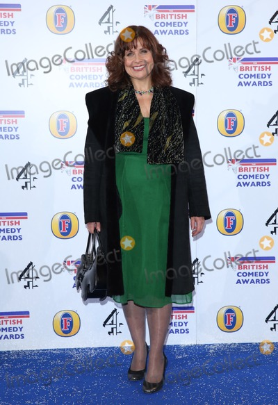Rebecca Front Photo - Rebecca Front arriving for The British Comedy Awards 2013 held at Fountain Studios London 12132012 Picture by Henry Harris  Featureflash