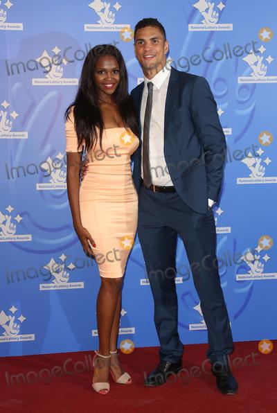 Anthony Ogogo Photo - Otlile Mabuse  Anthony Ogogo at The National Lottery Awards 2015 held at the London Studios September 11 2015  London UKPicture James Smith  Featureflash