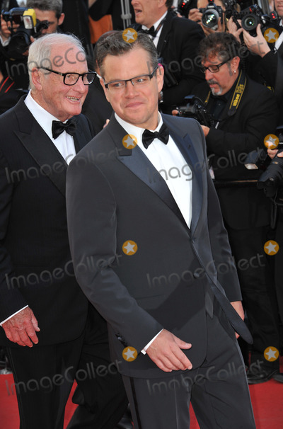Matt Damon Photo - Matt Damon at gala premiere for his movie Behind the Candelabra at the 66th Festival de CannesMay 21 2013  Cannes FrancePicture Paul Smith  Featureflash