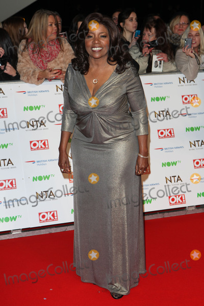 Ashleigh Defty Photo - Gloria Gaynor attending the National Television Awards 2016 The O2 London on 20012016 Picture by Kat Manders  Featureflash