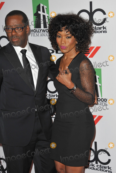 Courtney B Vance Photo - Angela Bassett  Courtney B Vance at the 17th Annual Hollywood Film Awards at the Beverly Hilton HotelOctober 21 2013  Beverly Hills CAPicture Paul Smith  Featureflash