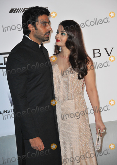Abhishek Bachchan Photo - Aishwarya Rai  husband Abhishek Bachchan  at the 21st annual amfAR Cinema Against AIDS Gala at the Hotel du Cap dAntibesMay 22 2014  Antibes FrancePicture Paul Smith  Featureflash
