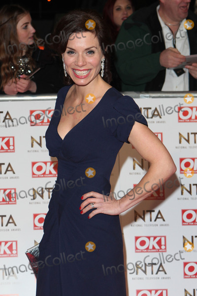 Anna Acton Photo - Anna Acton arriving for the 2015 National Television Awards (NTAs) at the O2 London 21012015 Picture by Alexandra Glen  Featureflash