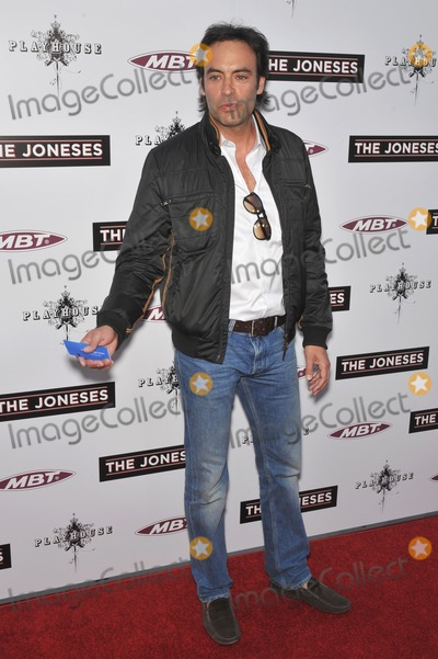 Anthony Delon Photo - Anthony Delon (actor son of Alain Delon) at the Los Angeles premiere of The Joneses at the Arclight Theatre HollywoodApril 8 2010  Los Angeles CAPicture Paul Smith  Featureflash