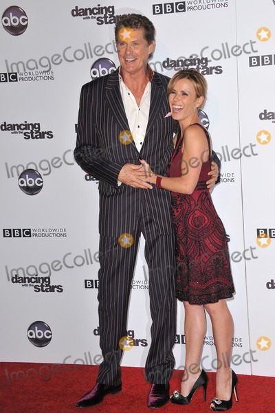 Trista Rehn Photo - Trista Rehn  David Hasselhoff at the 200th episode party for Dancing With The Stars at Boulevard 3 in HollywoodNovember 1 2010  Los Angeles CAPicture Paul Smith  Featureflash