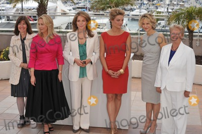 Queen Noor of Jordan Photo - Diane Weyermann (left) Valerie Plame Wilson Queen Noor of Jordan Lucy Walker Meg Ryan  Dr Go Bruntland at photocall for Countdown to Zero at the 63rd Festival de CannesMay 16 2010  Cannes FrancePicture Paul Smith  Featureflash