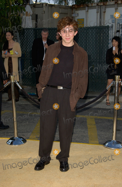 Aaron Himelstein Photo - Actor AARON HIMELSTEIN at the Hollywood premiere of his new movie Austin Powers in Goldmember22JUL2002   Paul Smith  Featureflash