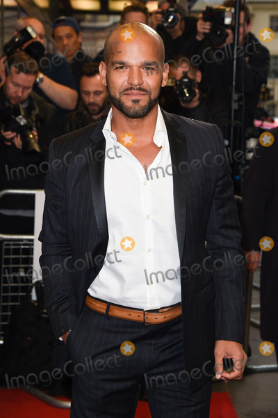 Amaury Nolsaco Photo - Amaury Nolsaco at the Criminal premiere at the Curzon Mayfair Cinema LondonApril 7 2016  London UKPicture Steve Vas  Featureflash