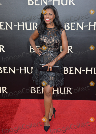 Omarosa Photo - LOS ANGELES CA August 16 2016 Reality TV celebrity Omarosa Manigault at the Los Angeles premiere of Ben-Hur at the TCL Chinese Theatre Hollywood Picture Paul Smith  Featureflash