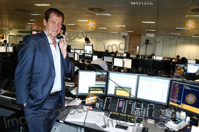 Alistair Campbell Photo - Alistair Campbell on the trading floor of BGC as part of the BGC Charity Day 2012 Canary Wharf London 11092012 Picture by Steve Vas  Featureflash