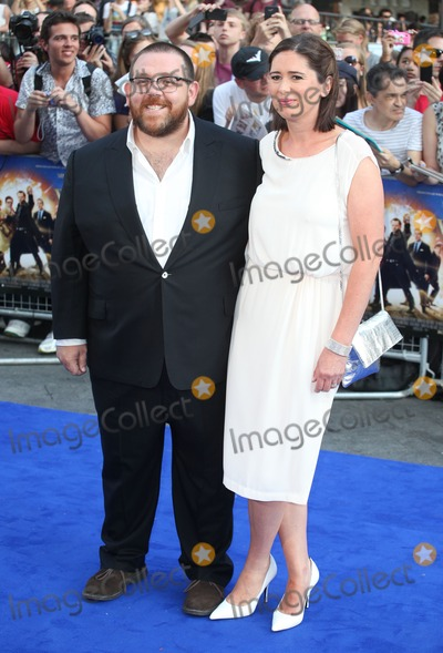 Nick Frost Pictures and PhotosNick Frost Wife