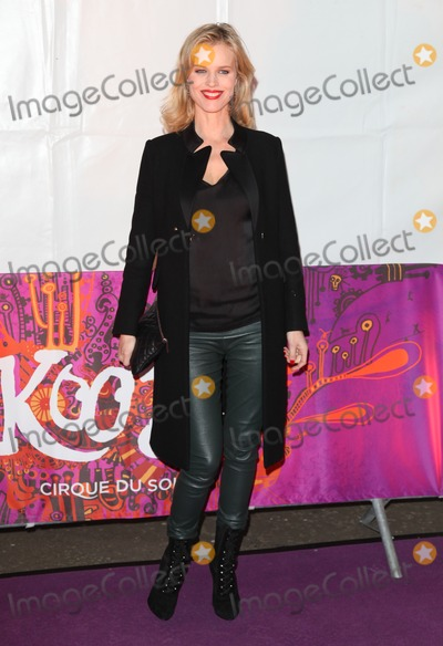 Albert Hall Photo - Eva Herzigova arriving for the press night of Cirque Du Soleils Kooza at The Royal Albert Hall London 08012013  Picture by Alexandra Glen  Featureflash