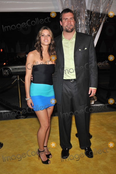 Missy Peregrym and ben roethlisberger