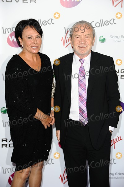 Alan Sugar Photo - Alan Sugar arriving for the Pre Wimbledon Party Kensington Roof Gardens London 16072011  Picture by Steve Vas  Featureflash