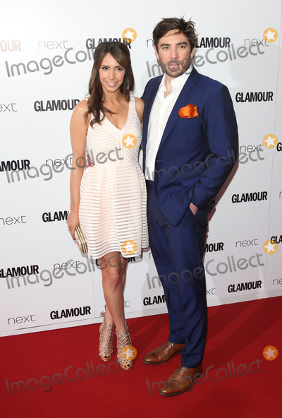 Alex Jones Photo - Alex Jones  Charlie Thompson at the Glamour Women of the Year Awards 2015 at Berkeley Square GardensJune 2 2015  London UKPicture James Smith  Featureflash
