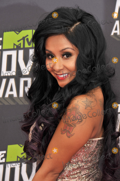 Nicole Snooki Polizzi Photo - Nicole Snooki Polizzi at the 2013 MTV Movie Awards at Sony Studios Culver CityApril 14 2013  Los Angeles CAPicture Paul Smith  Featureflash