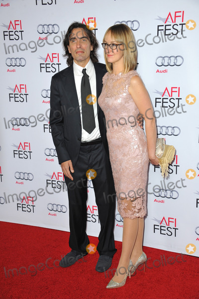 Andrea Meszaros Photo - Carlo Ponti  wife Andrea Meszaros Ponti at the American Film Institutes special tribute gala honoring Sophia Loren as part of the AFI FEST 2014 at the Dolby Theatre Hollywood November 12 2014  Los Angeles CAPicture Paul Smith  Featureflash