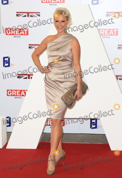 Faye Tozer Photo - Faye Tozer at the The UKs Creative Industries Reception supported by the Foundation Forum at the Royal Academy of Arts - ArrivalsLondon 30072012 Picture by Henry Harris  Featureflash