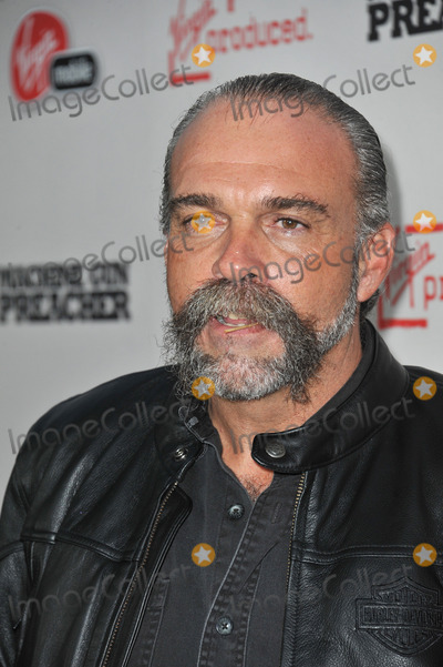 Sam Childers Photo - Sam Childers (upon whom the movie is based) at the Los Angeles premiere of his new movie Machine Gun Preacher at the Academy of Motion Picture Arts  Sciences Theatre Beverly HillsSeptember 21 2011  Los Angeles CAPicture Paul Smith  Featureflash
