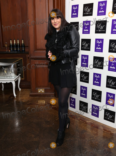 Anna Richardson Photo - Anna Richardson arriving for the Style for Stroke Party 5 Cavendish Square London 02102012 Picture by Henry Harris   Featureflash