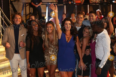 Ash Harrison Photo - Ash Harrison Helen Wood Ashleigh Coyle Zoe Birkett at The Big Brother Final 2014 Borehamwood Greater London 15082014 Picture by James Smith  Featureflash