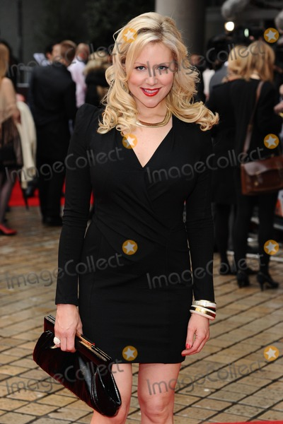 Abi Titmuss Photo - Abi Titmuss arriving for the premiere of The Dictator at the Royal Festival Hall South Bank  London 10052012 Picture by Steve Vas  Featureflash