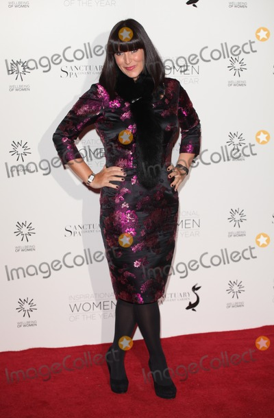 Anna Richardson Photo - Anna Richardson arriving for the Daily Mail Inspirational Women of the Year Awards in support of Wellbeing of Women held at the Marriott Hotel London 12112012 Picture by Alexandra Glen  Featureflash